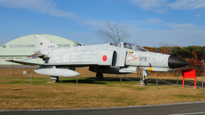 57-8375 - McDonnell Douglas F-4EJ Kai - Japan - Air Self Defence Force (JASDF)