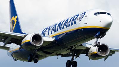 EI-FTC - Boeing 737-8AS - Ryanair