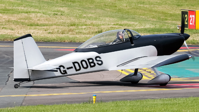 G-DOBS - Vans RV-8 - Private