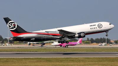 N668AC - Boeing 767-35E(ER)(BCF) - SF Airlines