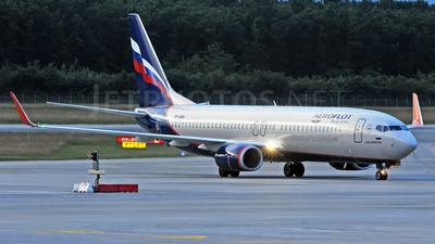 VP-BRR - Boeing 737-8LJ - Aeroflot