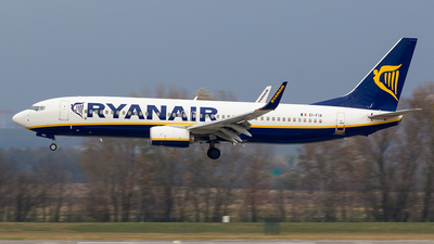 EI-FIA - Boeing 737-8AS - Ryanair