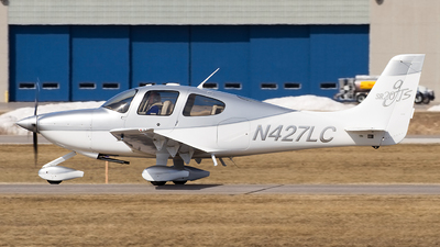N427LC - Cirrus SR20-GTS - Private