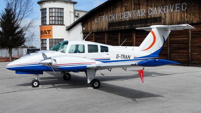 G-TRAN - Beechcraft 76 Duchess - Private