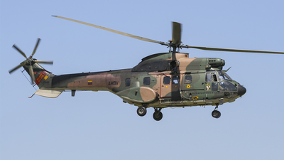2544 - Eurocopter AS 532UC Cougar - Venezuela - Air Force