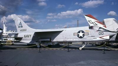 145550 - Vought F-8K Crusader - United States - US Navy (USN)