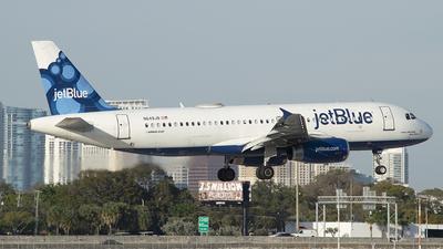 A picture of N649JB - Airbus A320232 - JetBlue Airways - © Juan Camilo Rojas