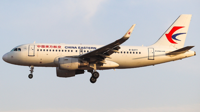 B-6477 - Airbus A319-115 - China Eastern Airlines