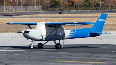 A picture of N24214 - Cessna 152 - [15280154] - © Oliver Richter