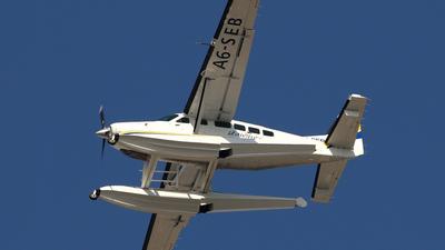 A6-SEB - Cessna 208 Caravan - Seawings (Jet-Ops)