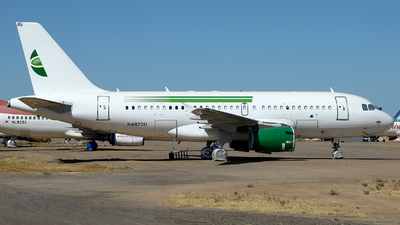 N4870U - Airbus A319-132 - Untitled