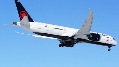 A picture of CFVNF - Boeing 7879 Dreamliner - Air Canada - © Yari Strban