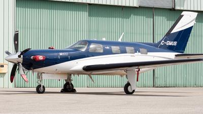 C-GMUS - Piper PA-46-M600 - Private