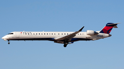 N822SK - Bombardier CRJ-900LR - Delta Connection (SkyWest Airlines)
