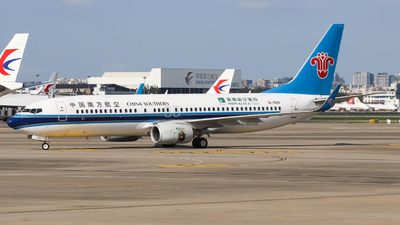 A picture of B1520 - Boeing 73781B - China Southern Airlines - © Charlie-Aviationphotography