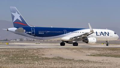 CC-BEC - Airbus A321-211 - LAN Airlines