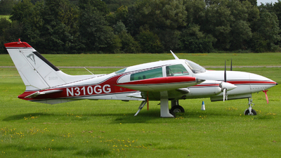 N310GG - Cessna 310R - Private