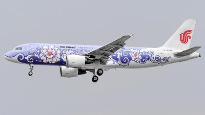 B-2376 - Airbus A320-214 - Air China