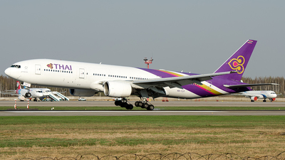 HS-TJT - Boeing 777-2D7(ER) - Thai Airways International