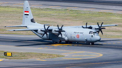 YI-304 - Lockheed Martin C-130J-30 Hercules - Iraq - Air Force