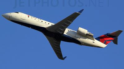 N923EV - Bombardier CRJ-200ER - Delta Connection (ExpressJet Airlines)
