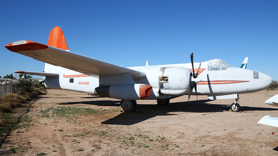 N14448 - Lockheed P-2V-7 Neptune - Black Hills Aviation