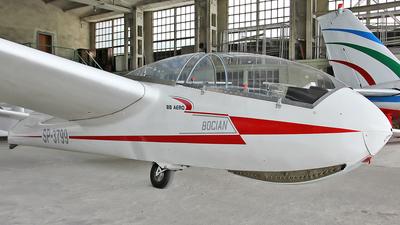 SP-3799 - SZD 9bis Bocian - Aero Club - Rybnik