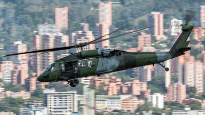 EJC2181 - Sikorsky UH-60L Blackhawk - Colombia - Army