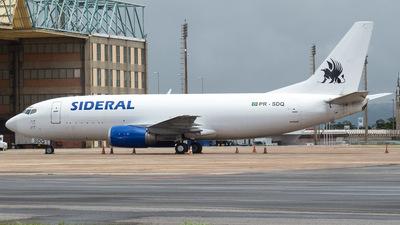 PR-SDQ - Boeing 737-3M8(SF) - Sideral Air Cargo