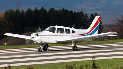 A picture of HBPJI - Piper PA28161 - [2816059] - © Alexandre Fazan
