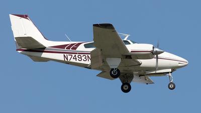 N7493N - Beechcraft 95-D55 Baron - Private