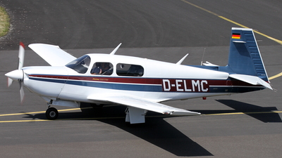D-ELMC - Mooney M20K - Private