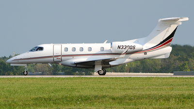 N330QS - Embraer 505 Phenom 300 - NetJets Aviation