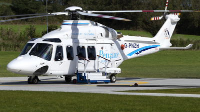 G-PNZH - Agusta-Westland AW-139 - Sloane Helicopters