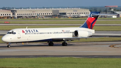 N996AT - Boeing 717-2BD - Delta Air Lines