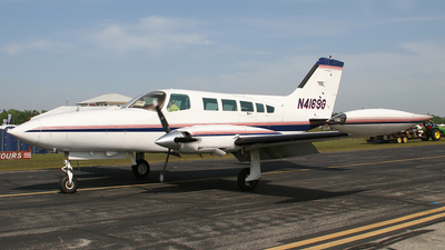 A picture of N4169G - Cessna 402B - [402B1215] - © Angel Natal