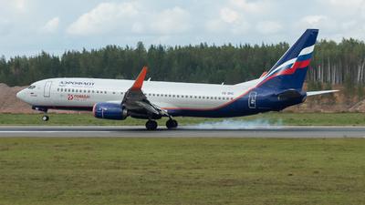 A picture of VQBHC - Boeing 7378LJ - Aeroflot - © David_Vlasov