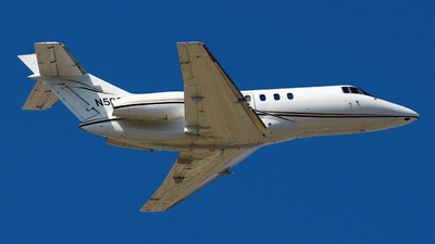 N500XP - Raytheon Hawker 800XP - Private