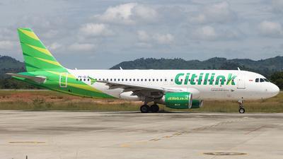 A picture of PKGLO - Airbus A320214 - Citilink - © Astrid Rian R