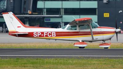 SP-FCB - Cessna 172N Skyhawk II - Private