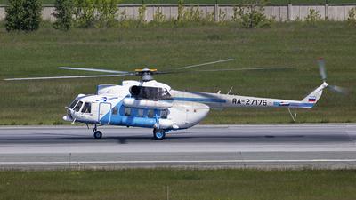 RA-27176 - Mil Mi-8P Hip - Yeltsovka