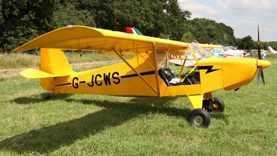 G-JCWS - Just AirCraft Escapade - Private