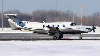 N111NY - Pilatus PC-12/47E - Tradewind Aviation