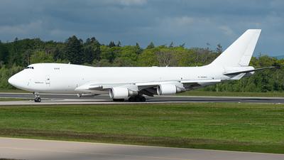 N508KZ - Boeing 747-4KZF(SCD) - Atlas Air