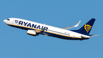 A picture of EIDAO - Boeing 7378AS - Ryanair - © Jonathan Mifsud