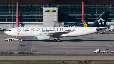 A picture of B6091 - Airbus A330243 - Air China - © Sebastian Shen