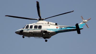 PK-TVC - Agusta-Westland AW-139 - Travira Air