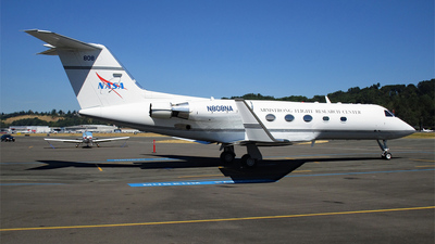 N808NA - Gulfstream G-III - United States - National Aeronautics and Space Administration (NASA)