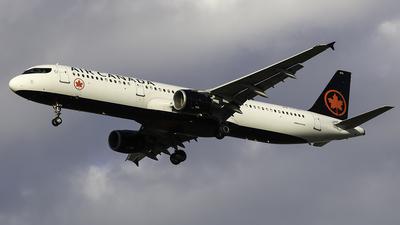 C-FLKX - Airbus A321-211 - Air Canada