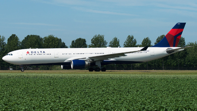 N819NW - Airbus A330-323 - Delta Air Lines